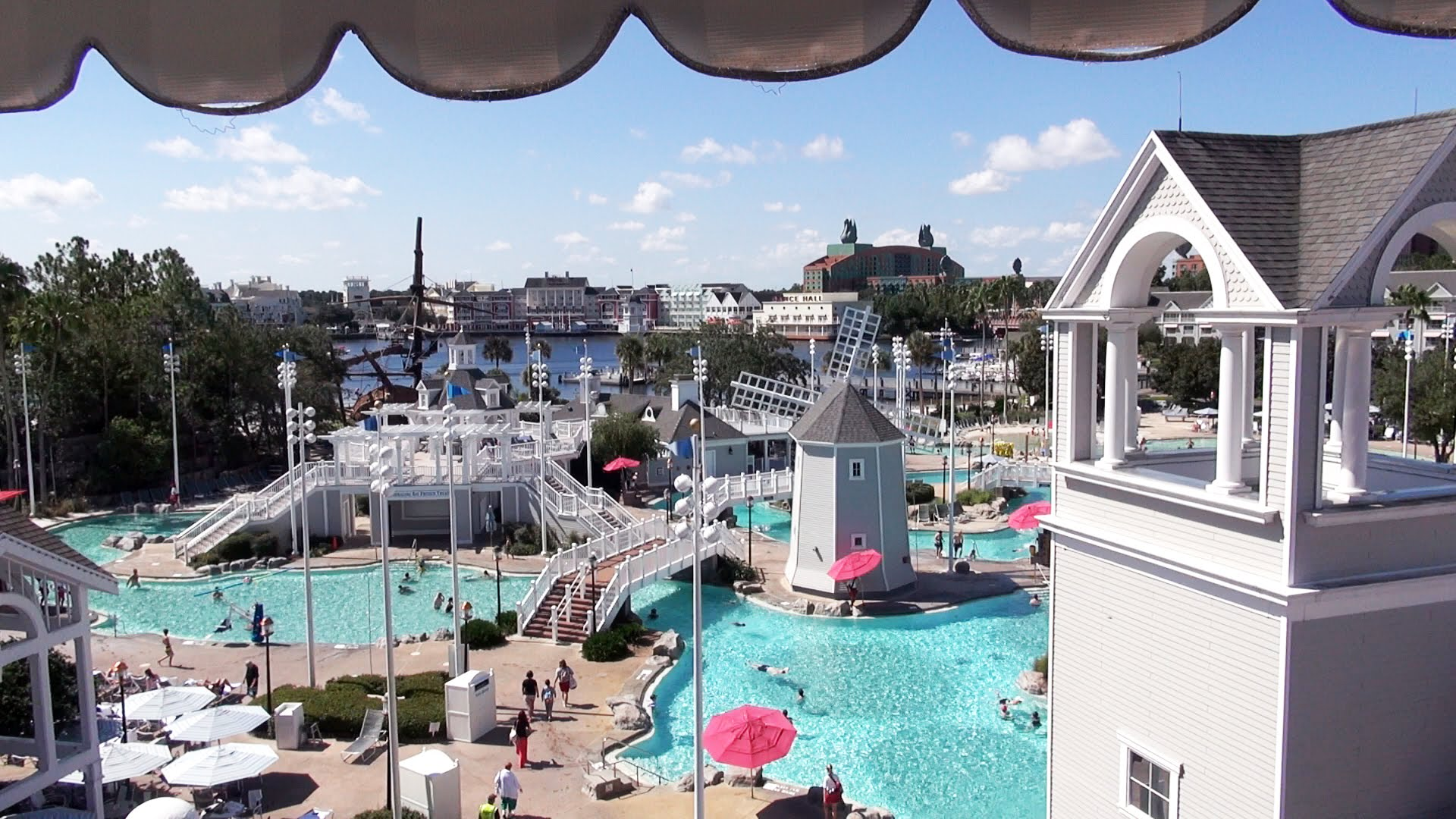 Disney World Beach Club's StormAlong Bay is One of the Best Hotel Pools You Will Ever Experience