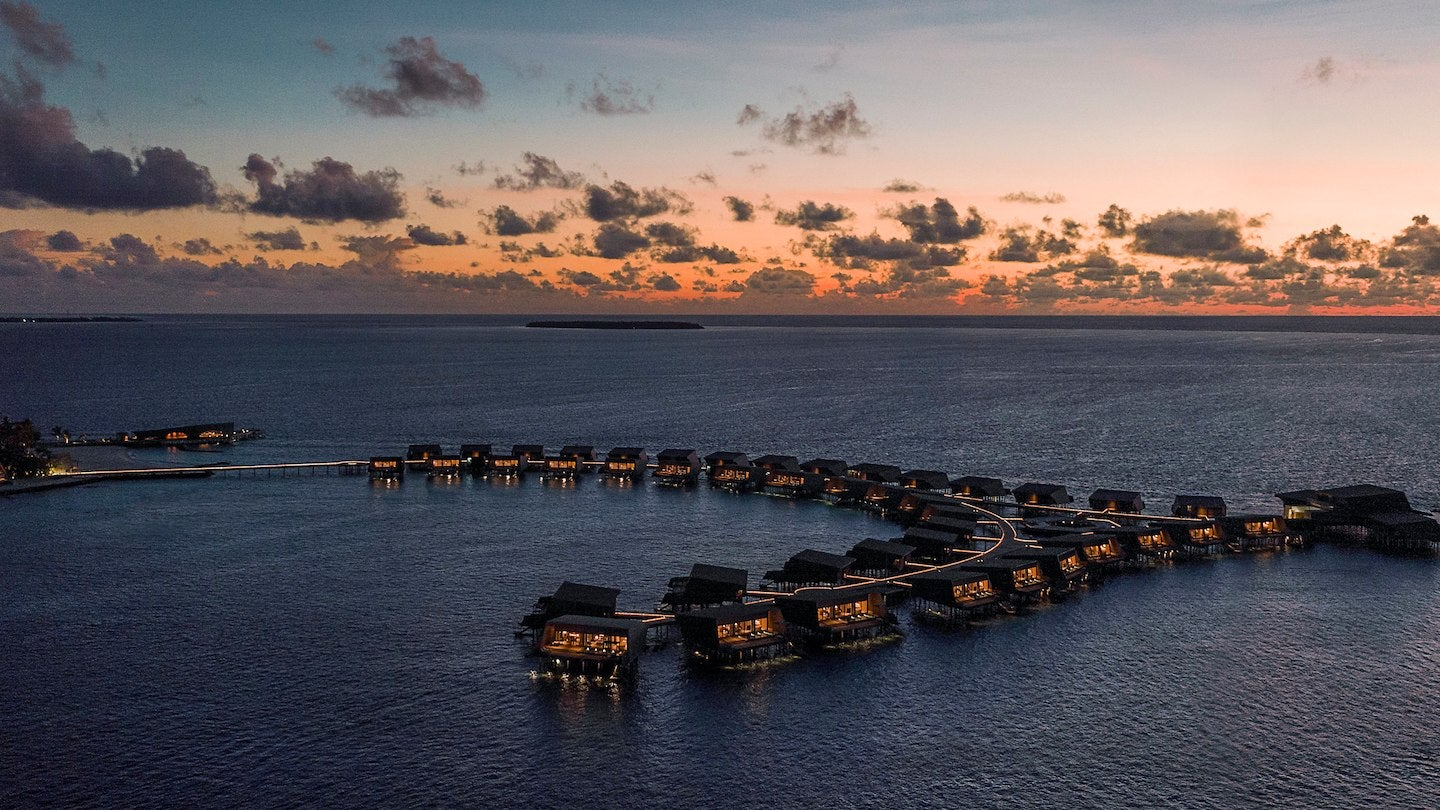 Finding the Easiest Way to Earn Marriott Platinum Status to Save $650 on My Trip to the Maldives
