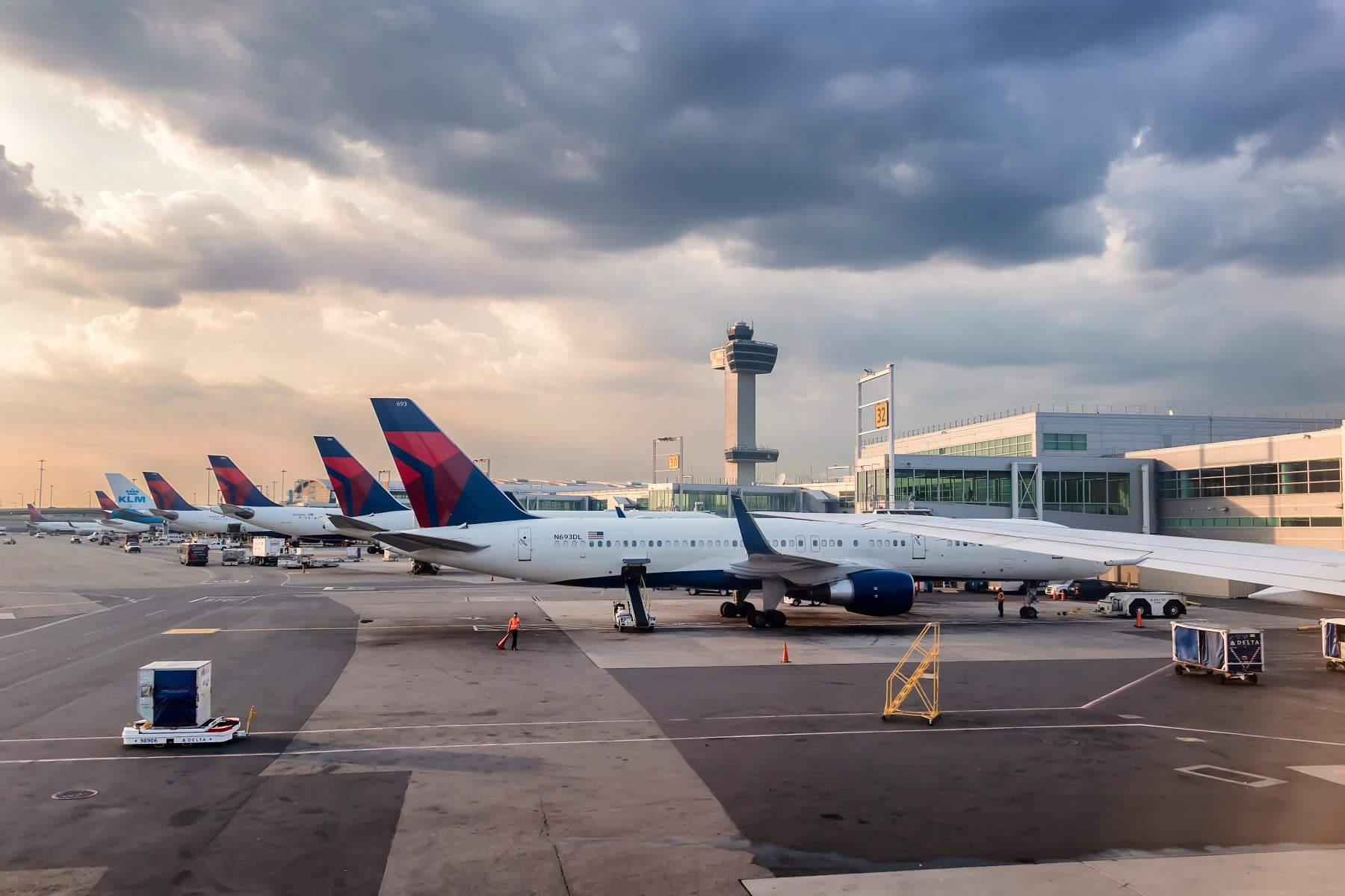 Is the Gold Delta SkyMiles Business Card Annual Fee Worth It? With Money-Saving Travel Perks and a Whopper Welcome Bonus, It's a Great Fit for Delta Flyers