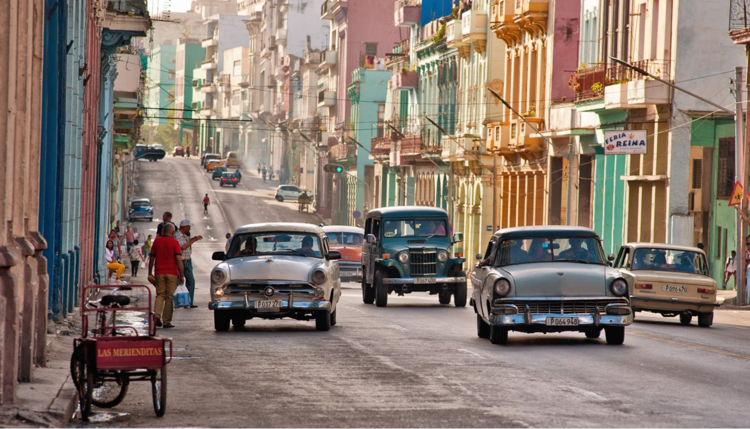 The U.S. just made it even harder to travel to Cuba