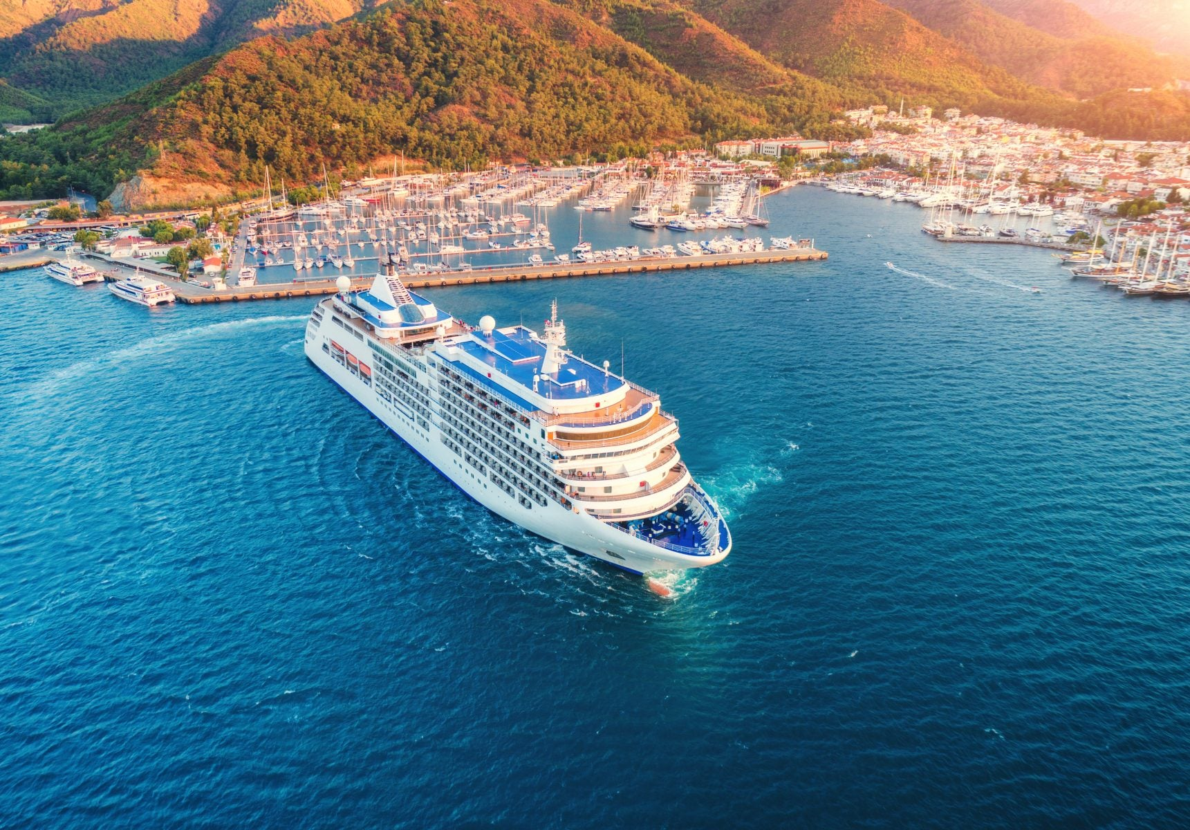 Save on cruises with Costco Travel