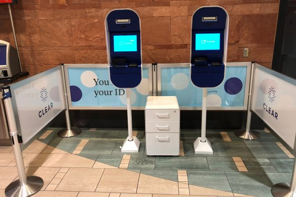 CLEAR review: Fingerprint or eye scan your way to the front of the security line
