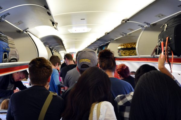 How American Airlines Priority Boarding Caused Me to Board the Plane DEAD LAST