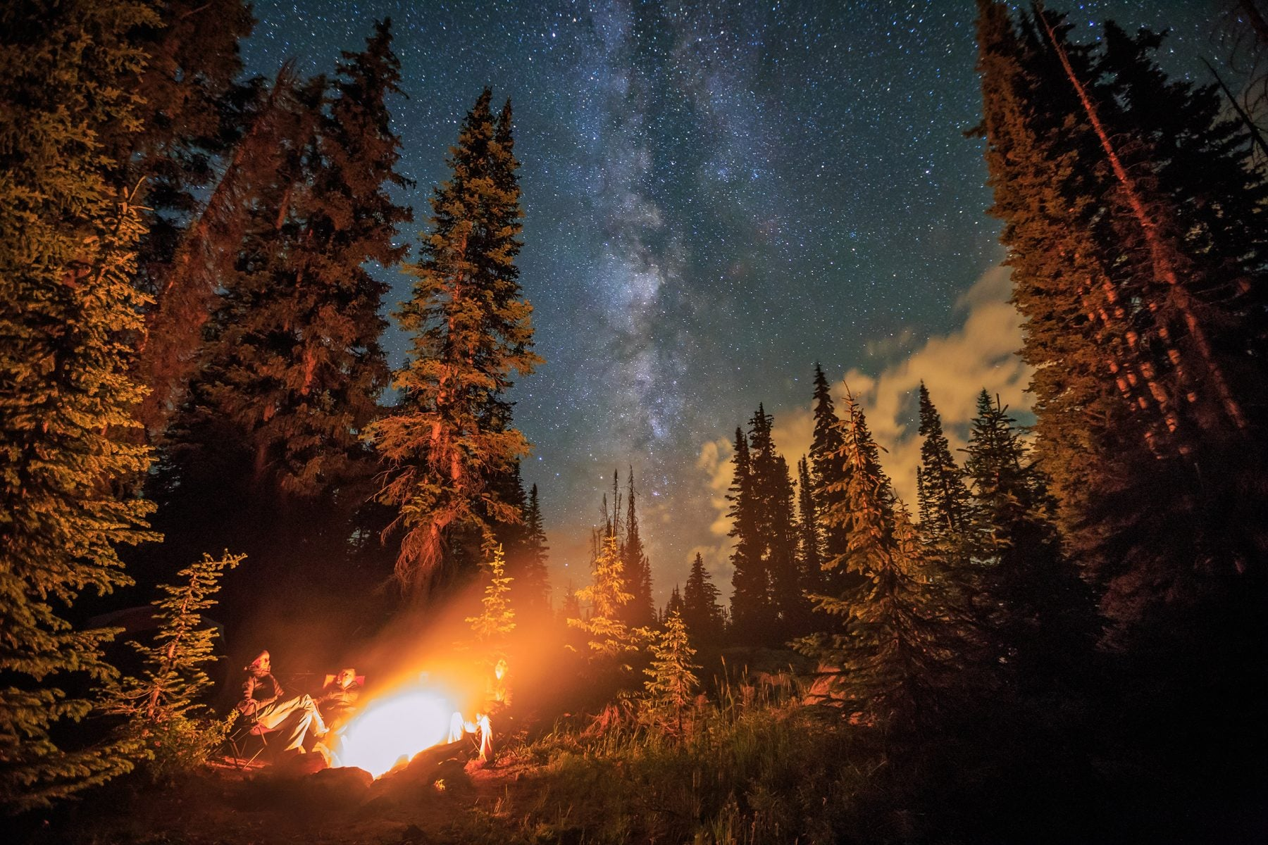 Best places to go camping in Colorado