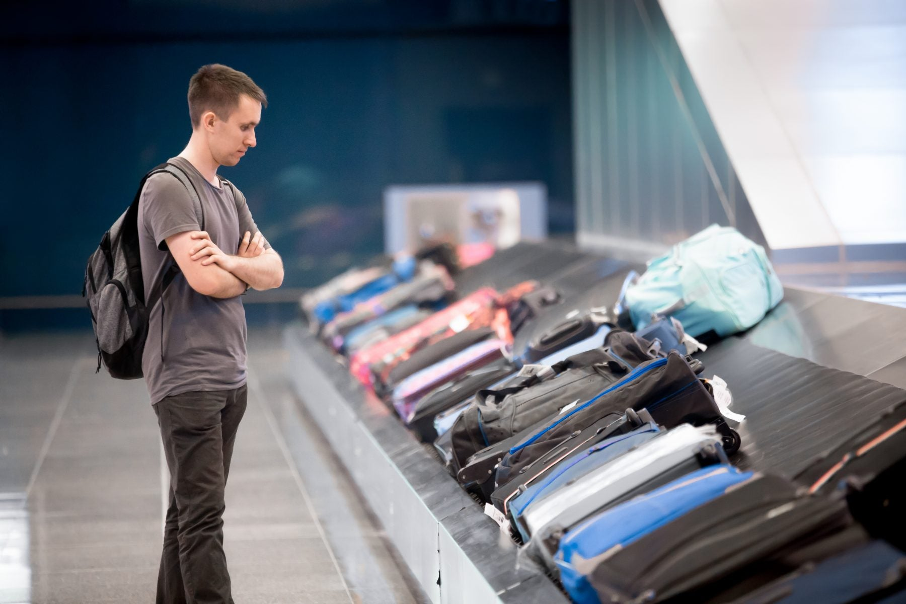 Lost or delayed baggage: Here's what to do