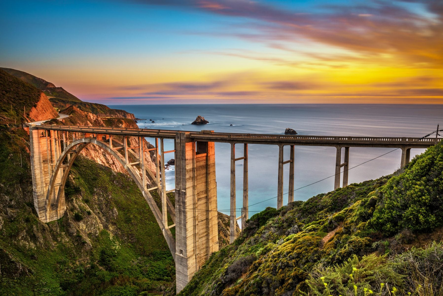 7 Places to Visit on a Pacific Coast Highway Road Trip