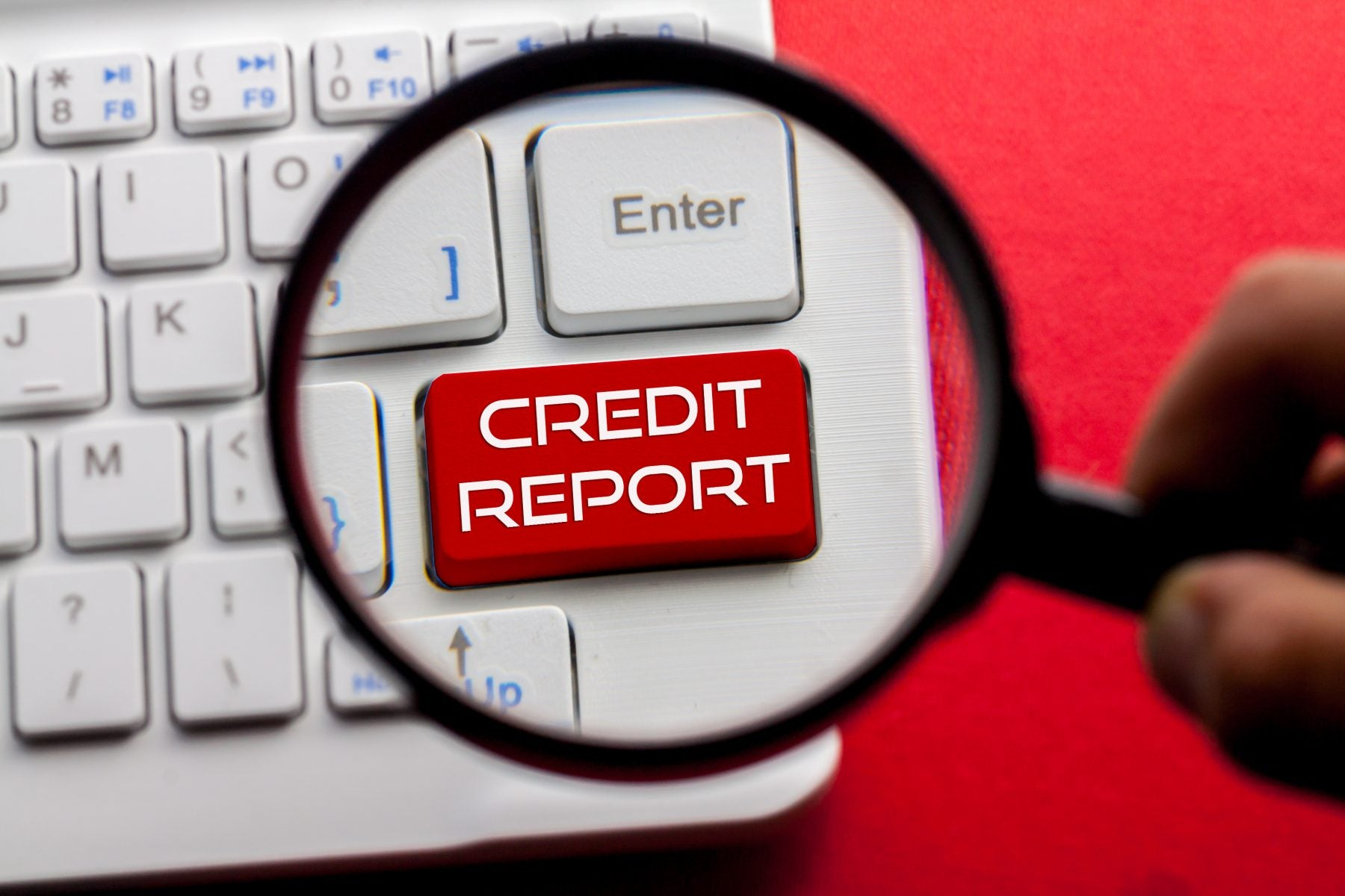 How to check your business credit report
