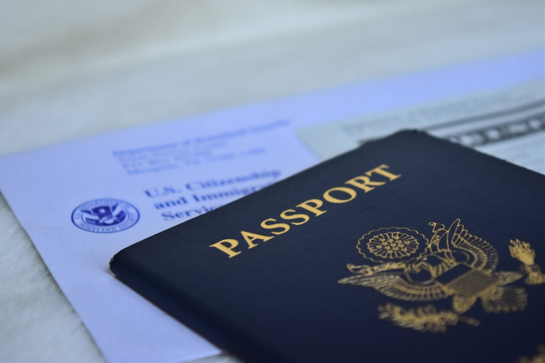 How to check passport application status