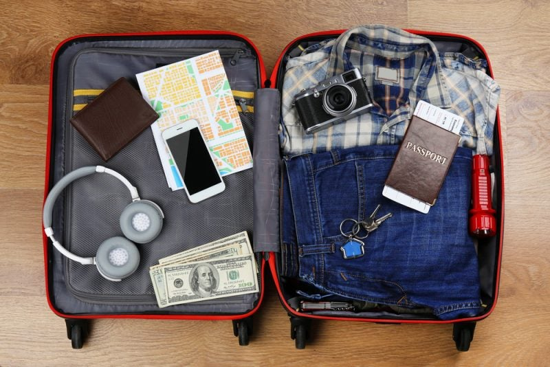 Image result for Keep your belongings safe while traveling