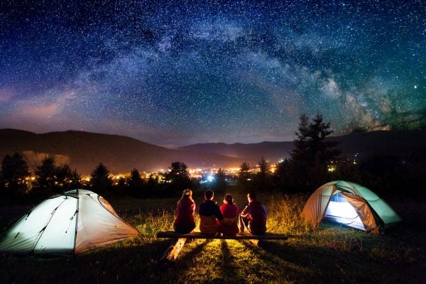 The ultimate packing list for your camping trip