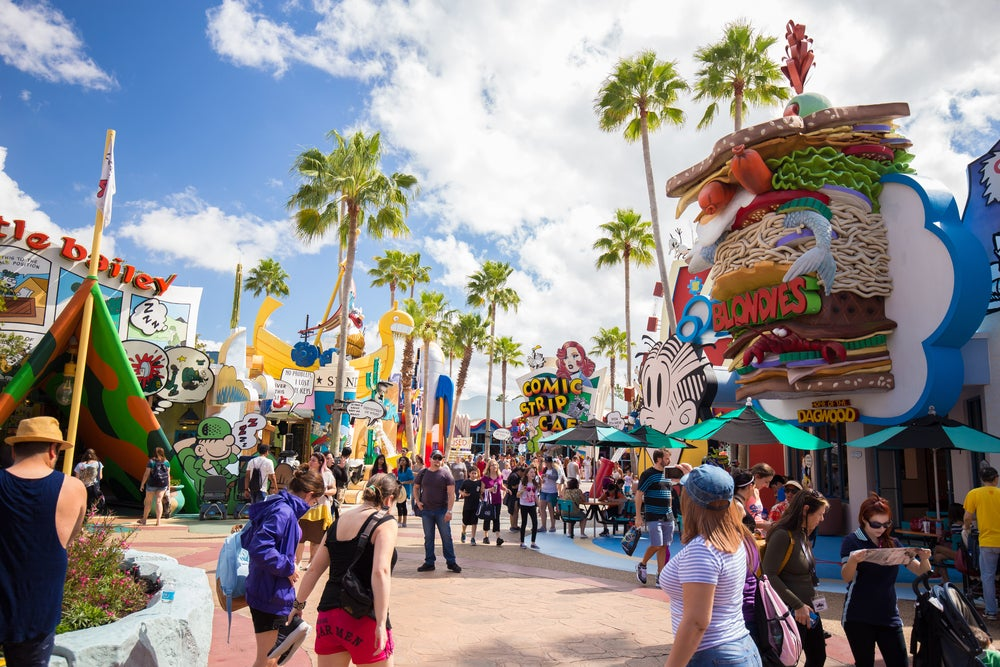 These Are the Best Times of Year to Avoid Grotesque Disney Crowds