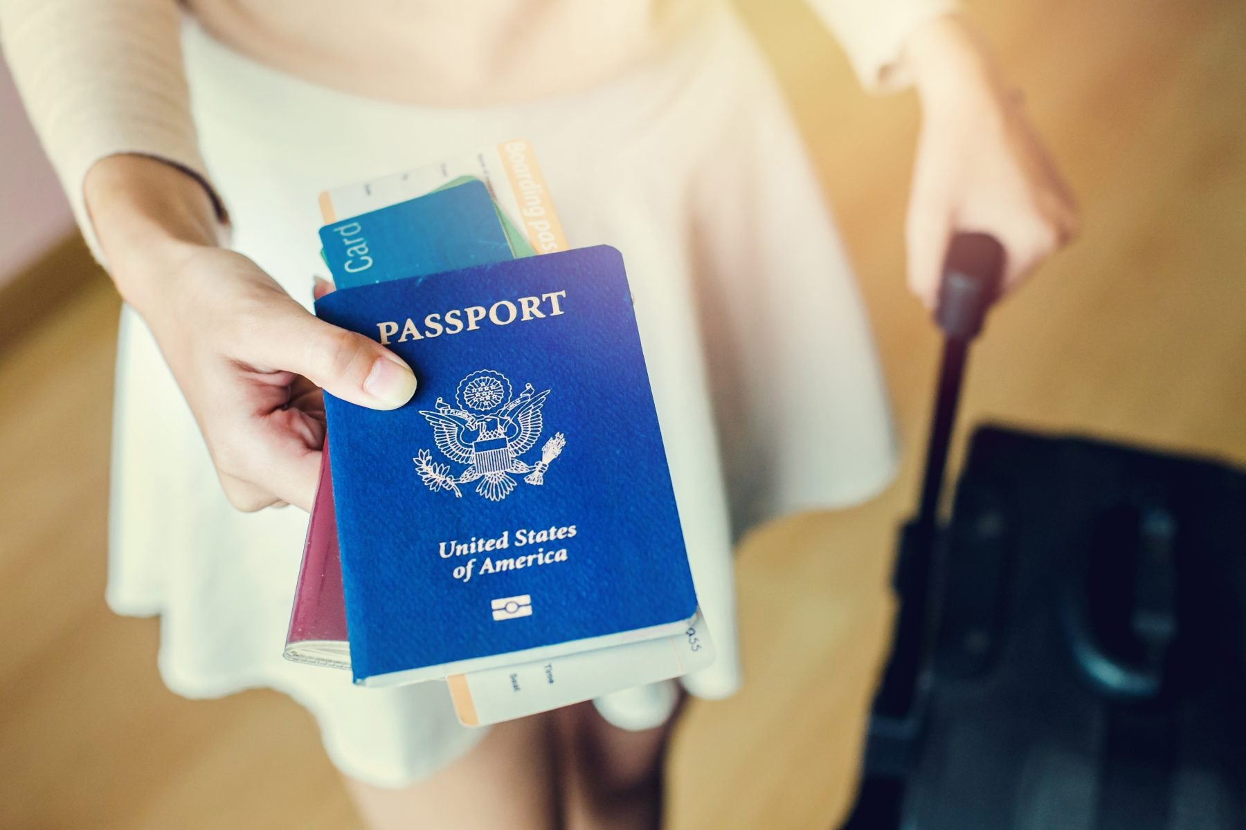 You Could Be Denied Entry to a Foreign Country With a Valid US Passport