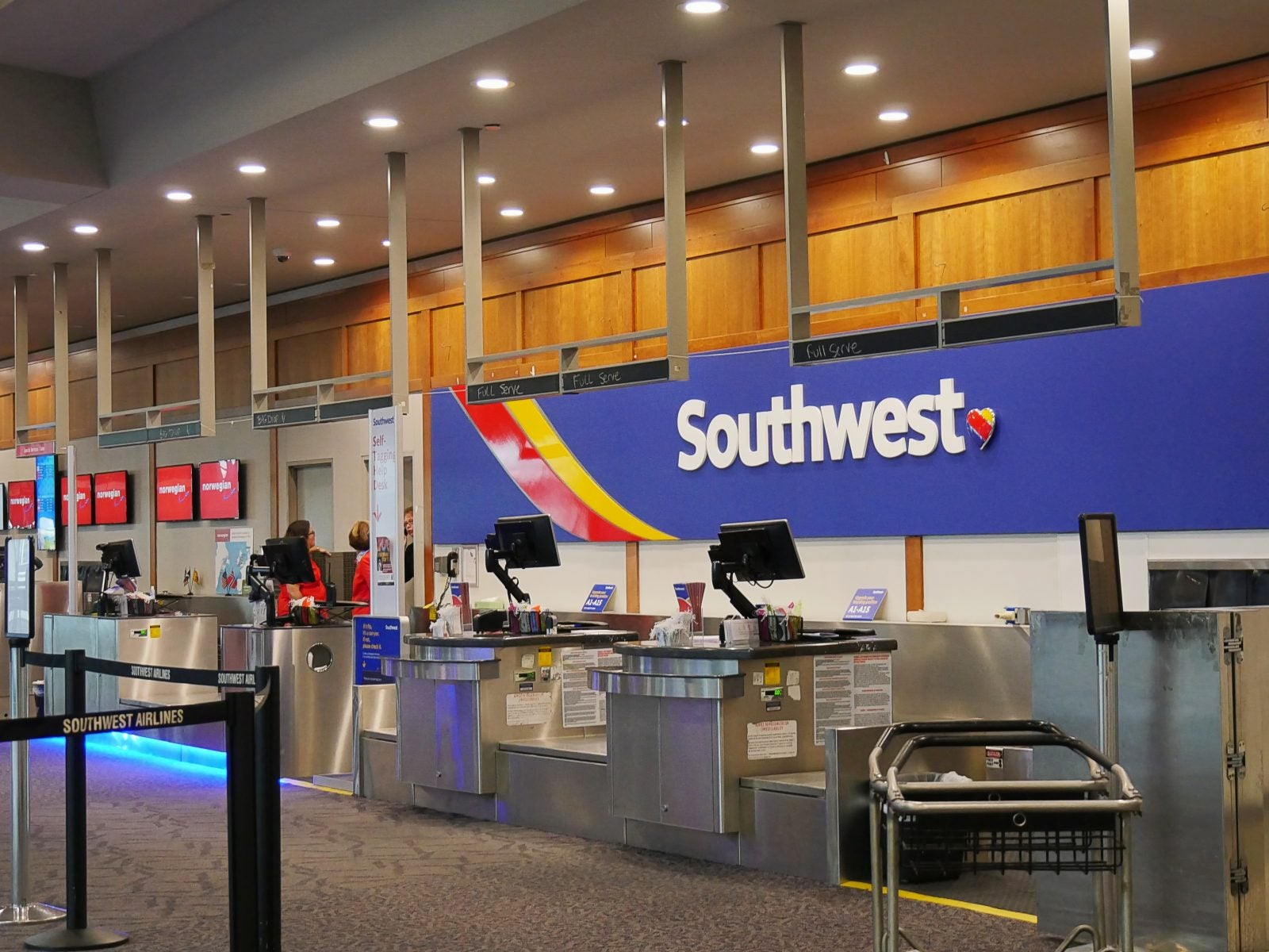 Southwest desk