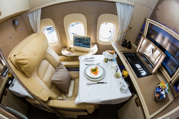 Emirates significantly reduces fees for award flights