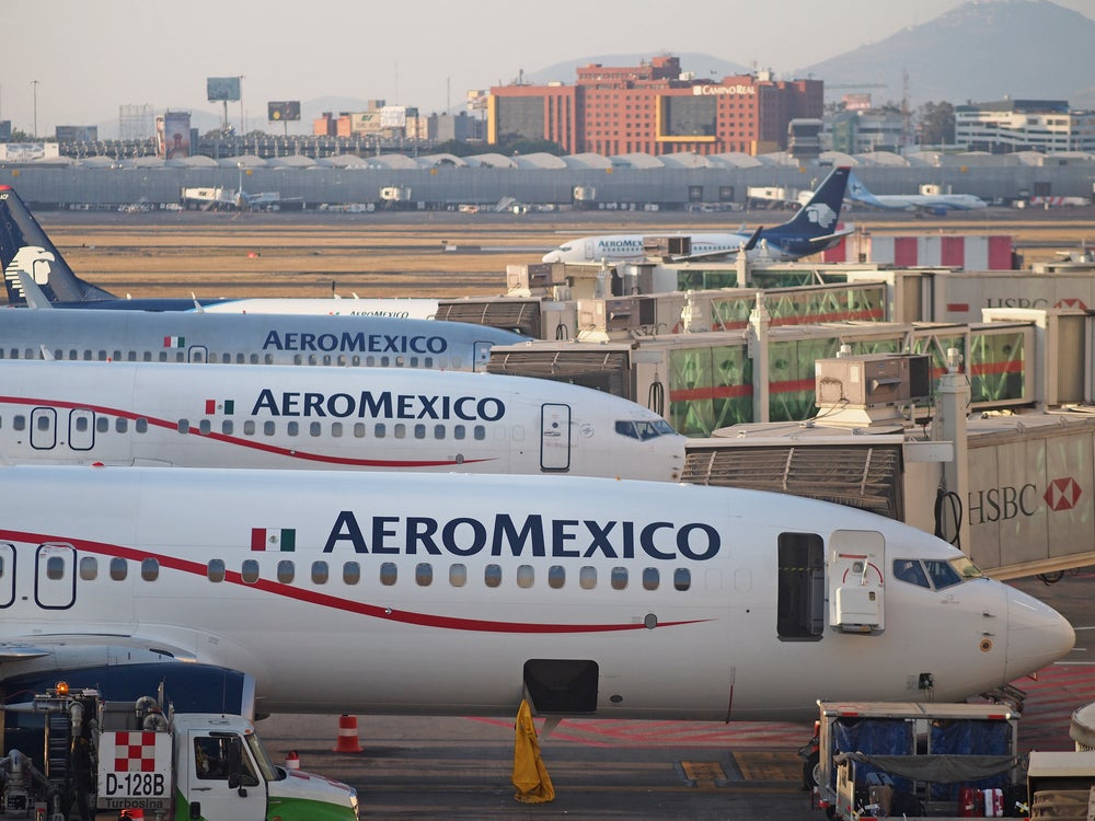 Citi adds Aeromexico as a transfer partner