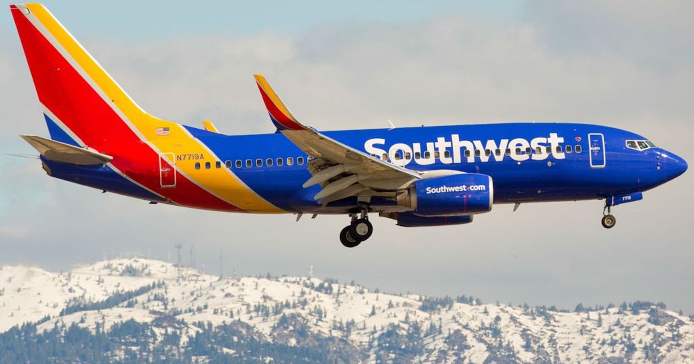 Airfares Starting at $49!  Grab Huge Savings With This Nationwide Southwest Airlines Sale!
