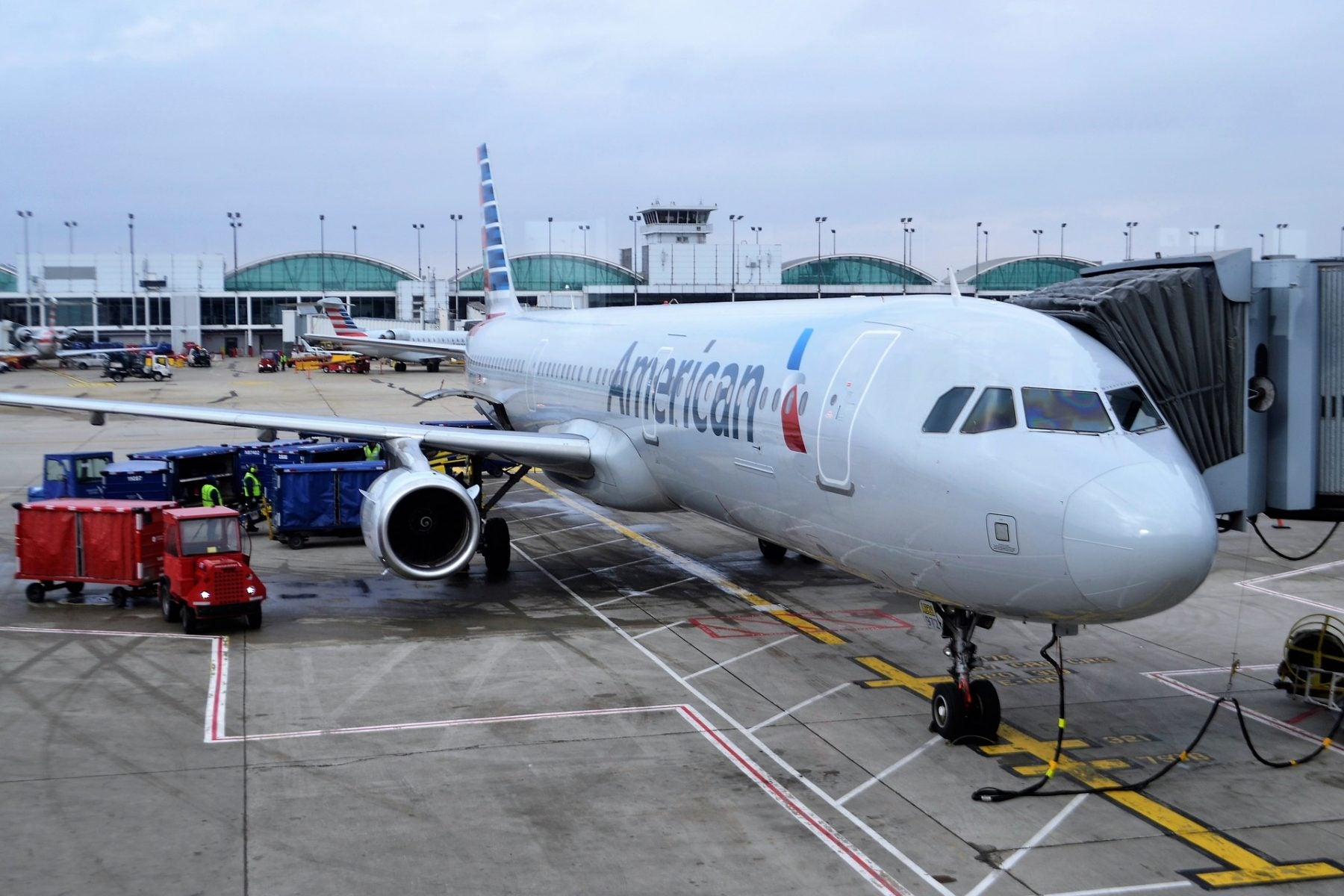 American Airlines Adds Live TV to Domestic Flights