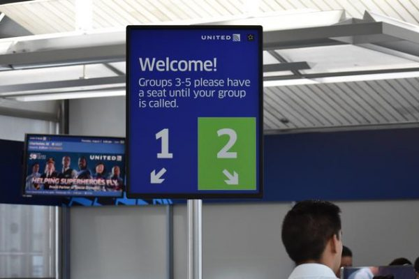 United Airlines Has Updated Their Boarding Process – Here's How It Works