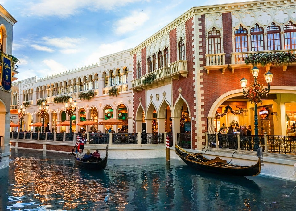 Shopping the Grand Canal Shoppes at the Venetian Las Vegas