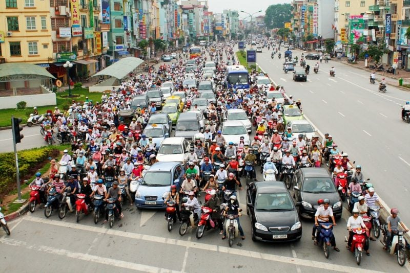 Mopeds and Motorcycles Litter the Streets of Ho Chi Minh. But Don't Think About Renting One
