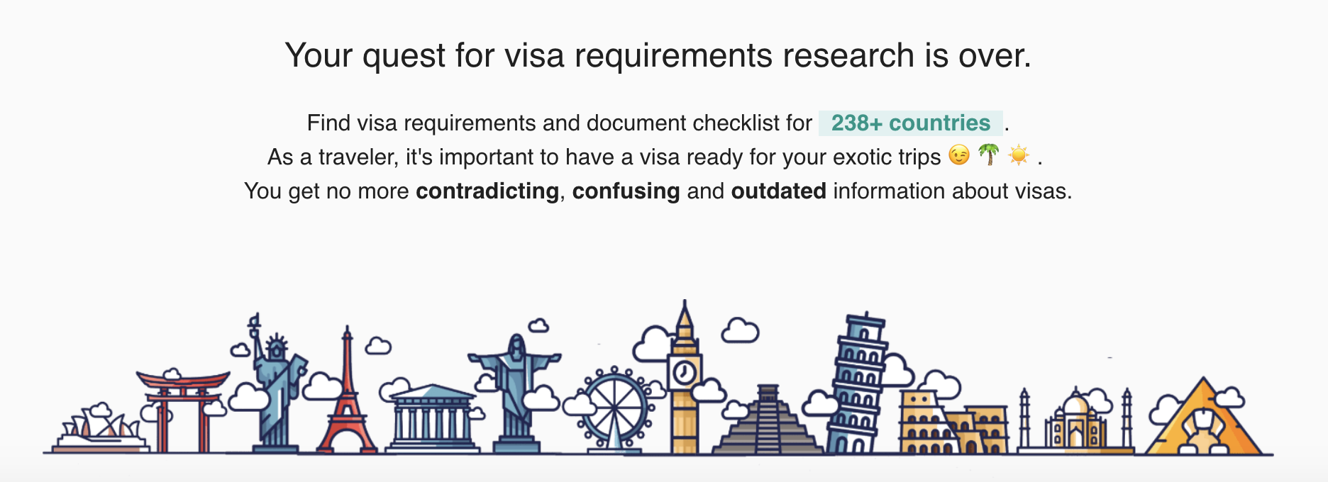 Easily See Visa and Passport Requirements for Every Country With This Free Tool