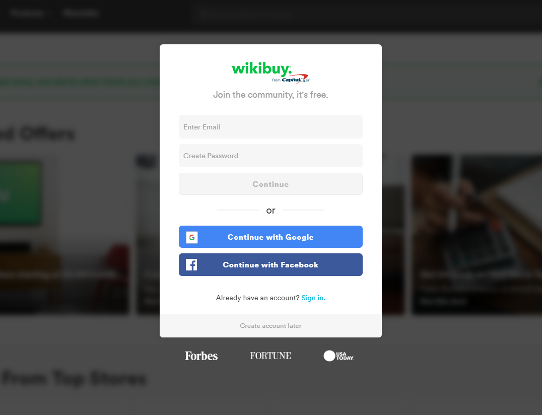 Review of Wikibuy from Capital One | Million Mile Secrets